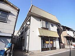 東京都足立区梅田1丁目の賃貸アパートの外観