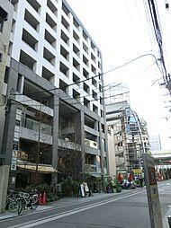 大阪府大阪市中央区本町4丁目の賃貸マンションの外観