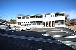 JR日光線 鹿沼駅 バス8分 貝島町下車 徒歩3分の賃貸アパート