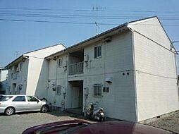 ベルシオン南柏A棟[203号室]の外観