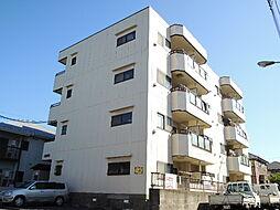 第二彦田マンション[3階]の外観