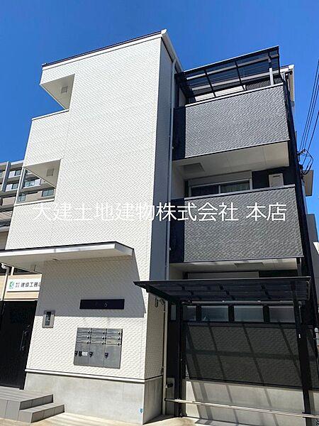 Praf 6 3階の賃貸【兵庫県 / 神戸市兵庫区】