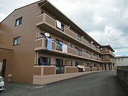 兵庫県加東市社の賃貸マンションの外観