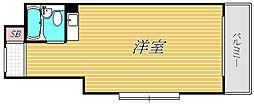 日興パレス江古田[1階]の間取り