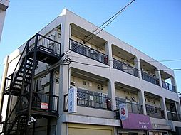 東京都府中市四谷1丁目の賃貸マンションの外観