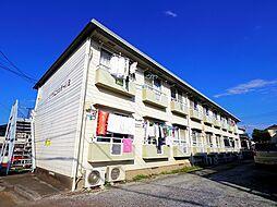埼玉県所沢市上新井1丁目の賃貸アパートの外観