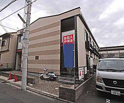 京都府京都市上京区家永町の賃貸アパートの外観