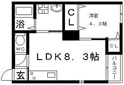 鶴橋駅 6.4万円