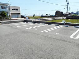 Flora駐車場