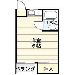 東新川駅 1.8万円