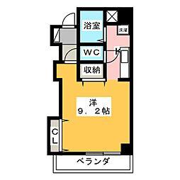エーアイマンション[2階]の間取り