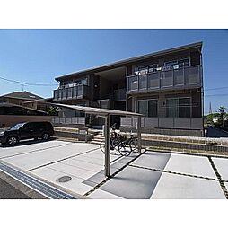 奈良県香芝市真美ケ丘5丁目の賃貸アパートの外観