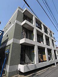埼玉県朝霞市朝志ヶ丘1丁目の賃貸マンションの外観