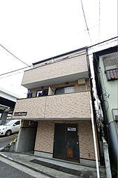 コスモAoi東神奈川[3階]の外観