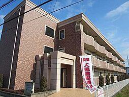 群馬県高崎市貝沢町の賃貸マンションの外観