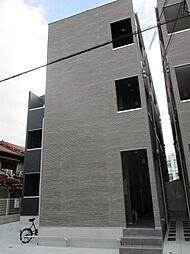 大阪府大阪市東住吉区今川4丁目の賃貸アパートの画像
