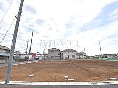 11号地 現地写真 東久留米市八幡町2丁目