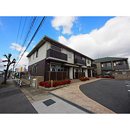 奈良県奈良市西九条町の賃貸アパートの外観