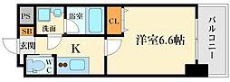 アリビオ江坂垂水町[7階]の間取り