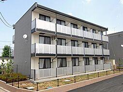 埼玉県さいたま市桜区下大久保の賃貸マンションの外観