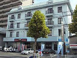 福岡県北九州市八幡西区南八千代町の賃貸マンションの外観