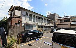 鹿児島県鹿児島市高麗町の賃貸アパートの外観