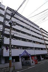 大阪府大阪市福島区大開2丁目の賃貸マンションの外観