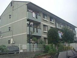 埼玉県さいたま市浦和区木崎2丁目の賃貸アパートの外観