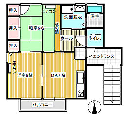 岩間駅 4.1万円