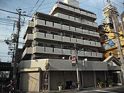 兵庫県尼崎市神田中通3丁目の賃貸マンションの外観
