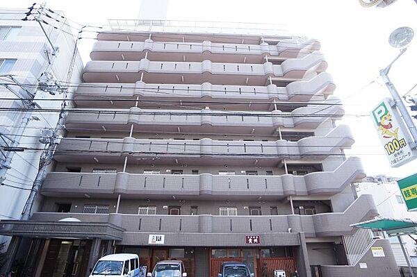 Kマンション No.6[502 号室号室]の外観