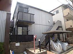 大阪府大阪市東淀川区豊新1丁目の賃貸アパートの外観