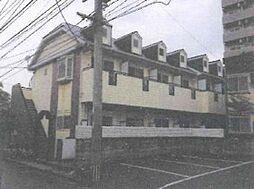 福岡県北九州市小倉北区中島1丁目の賃貸アパートの外観