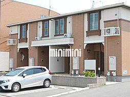 静岡県静岡市清水区北脇の賃貸アパートの外観