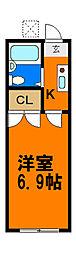 天台駅 2.6万円