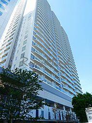 神奈川県横浜市西区みなとみらい6丁目の賃貸マンションの外観