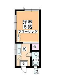 【敷金礼金0円!】アゼリアコーポ