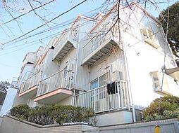 ピュアハウス石川町[1階]の外観