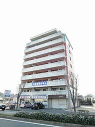 福岡県北九州市八幡西区則松4丁目の賃貸マンションの外観