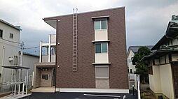 神奈川県海老名市門沢橋6丁目の賃貸アパートの外観