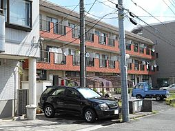 神奈川県横浜市都筑区茅ケ崎南1丁目の賃貸マンションの外観