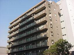 神奈川県横浜市港北区新横浜2丁目の賃貸マンションの外観