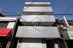 大阪府大阪市生野区小路1の賃貸マンションの外観