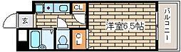 兵庫県神戸市須磨区戸政町2丁目の賃貸マンションの間取り