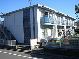 東京都町田市小川2丁目の賃貸マンションの外観