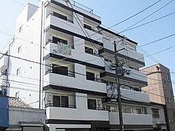 エルシティ新今里[2階]の外観