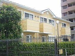 A−レガート千葉椿森[2階]の外観