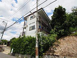 大阪府大阪狭山市山本東の賃貸マンションの外観