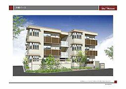 (仮称)西成区シャーメゾン岸里東2丁目計画[3階]の外観