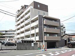福岡県北九州市戸畑区土取町の賃貸マンションの外観